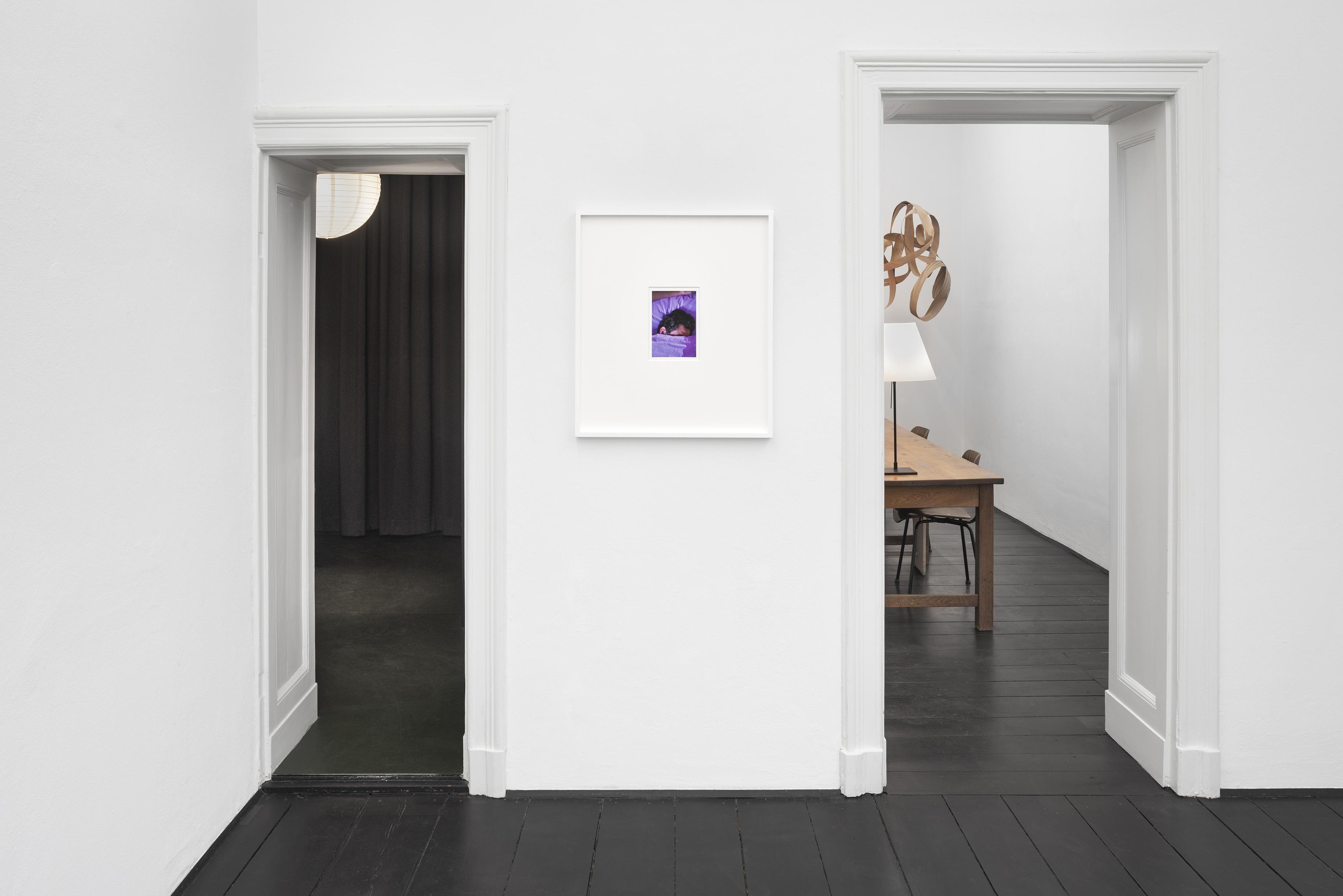 Mehdi Chouakri Exhibition